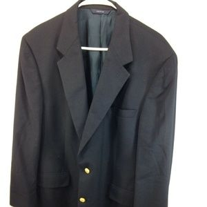 Brooks Brothers Brooksease Blazer Jacket Suit Coat